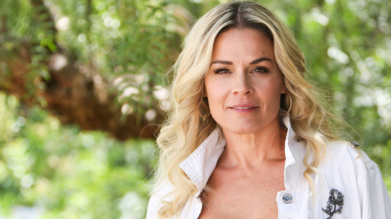 Cat Cora Reveals How to Make a Sweet Treat and How Not Over Eat