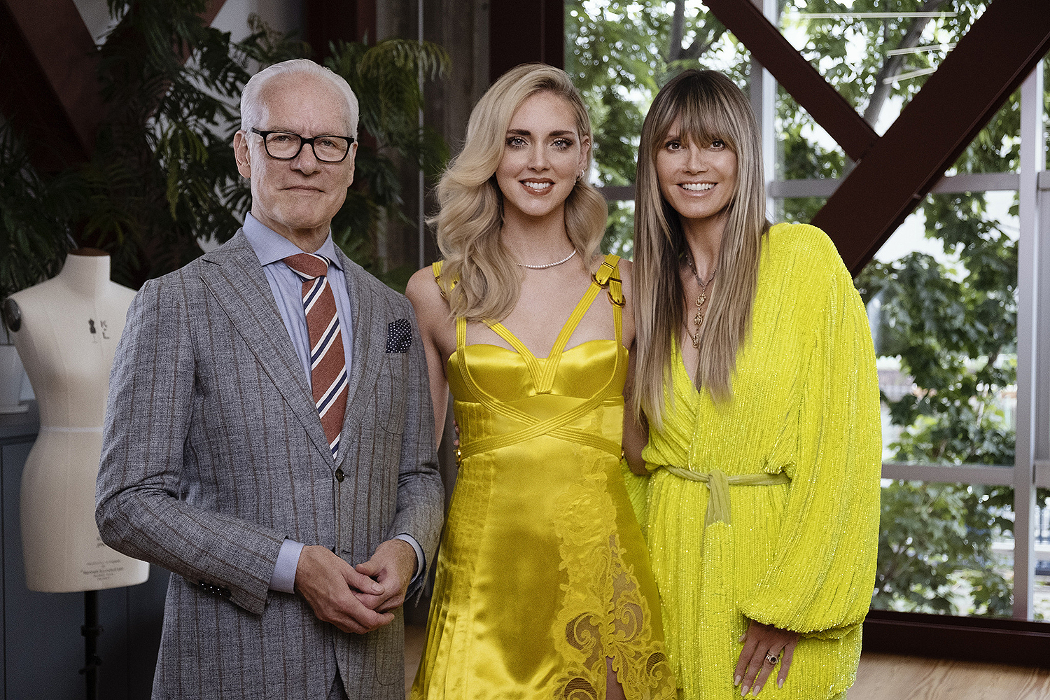 amazon prime video Making The Cut tim gunn chiara ferragni heidi klum