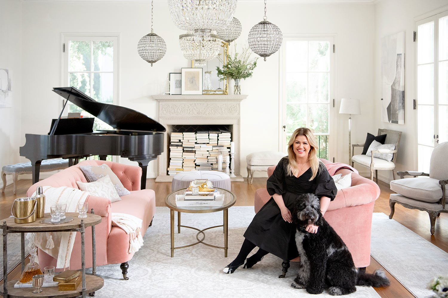 Kelly Clarkson home items