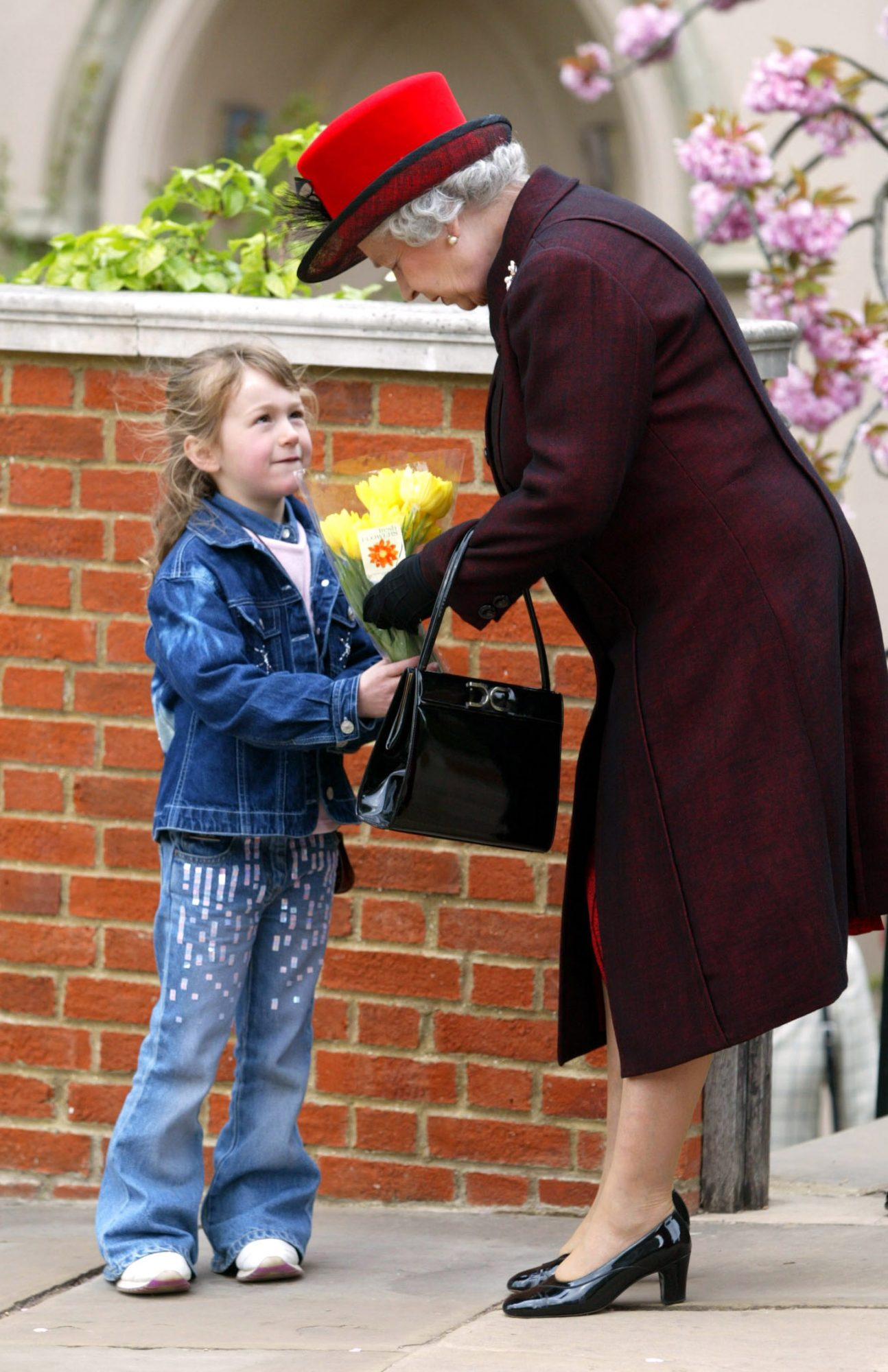 The Royal Easter Church Service At Windsor