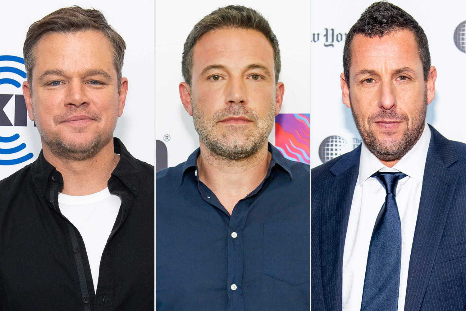 Matt Damon, Ben Affleck, Adam Sandler, Tom Brady and More Team Up for Charity Poker Game