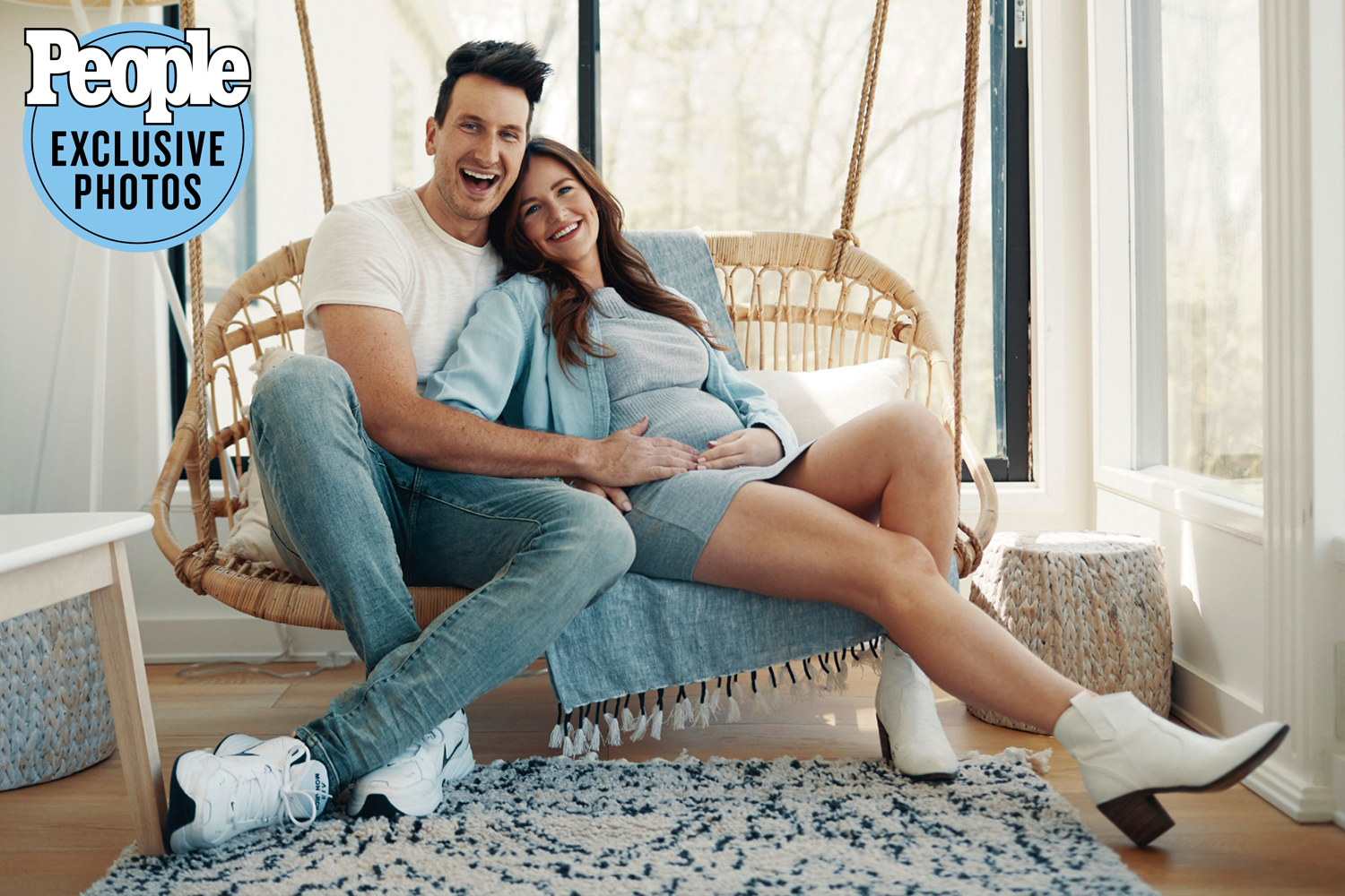 russell dickerson and wife