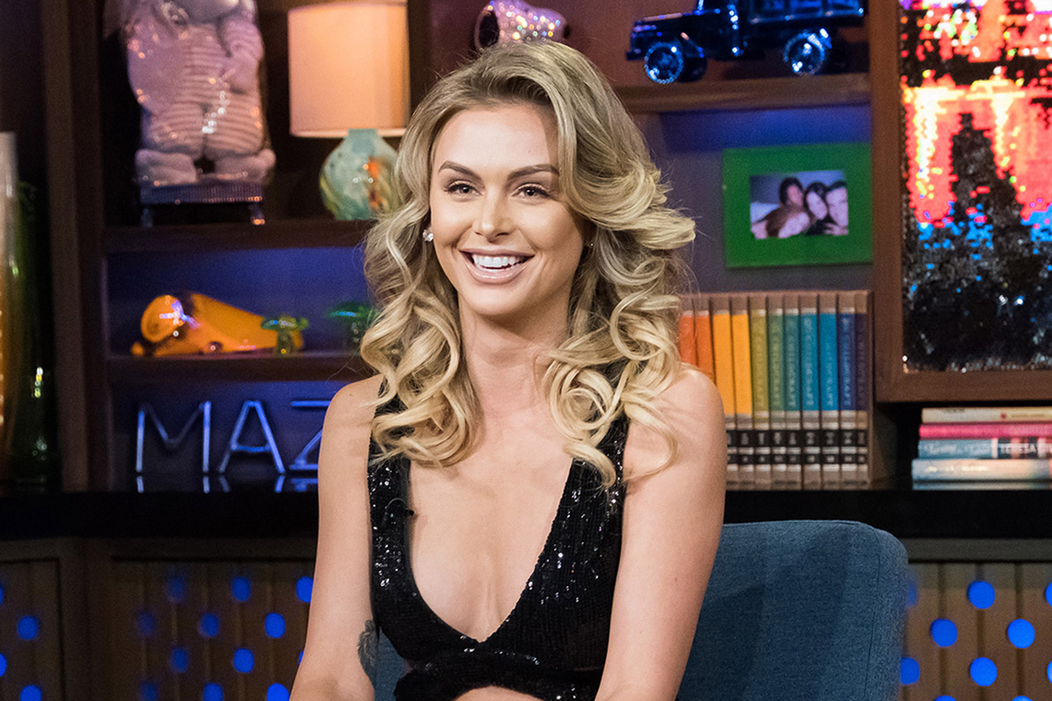 WITH ANDY COHEN -- Pictured: Lala Kent