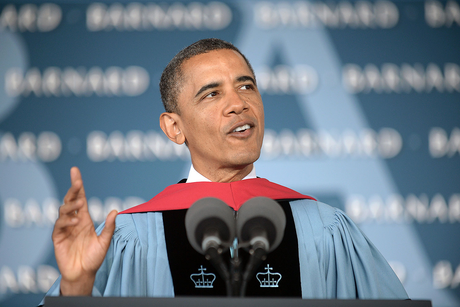 Obama commencement speech