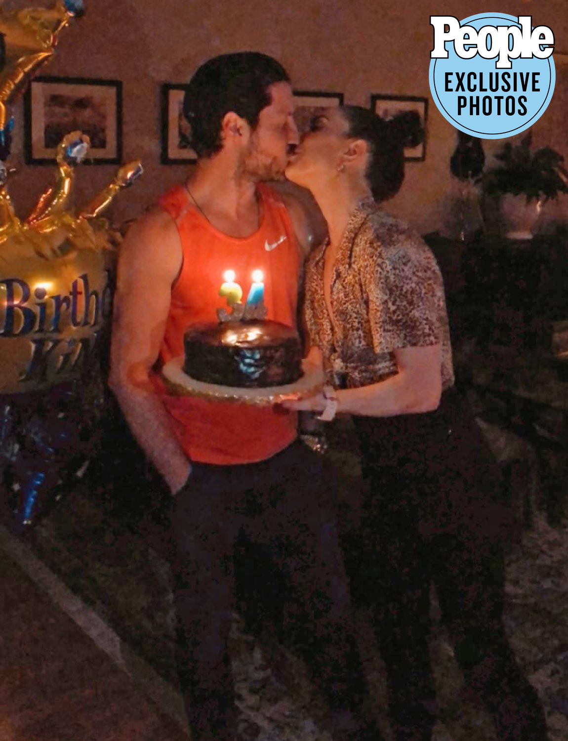 Val Chmerkovskiy and Jenna Johnson Celebrate Birthdays and Wedding Anniversary Together