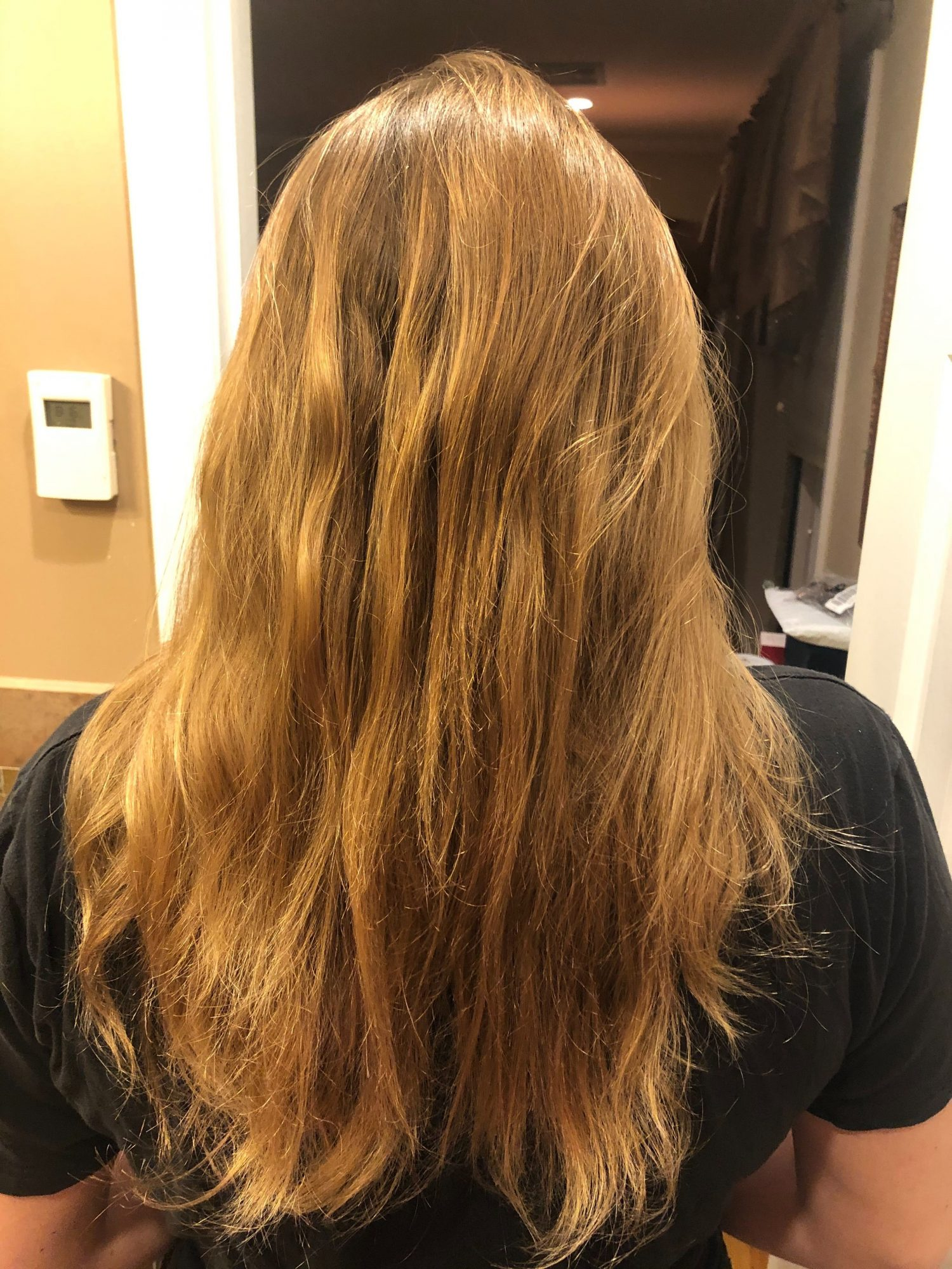 We Tried It At-Home Hair Color
