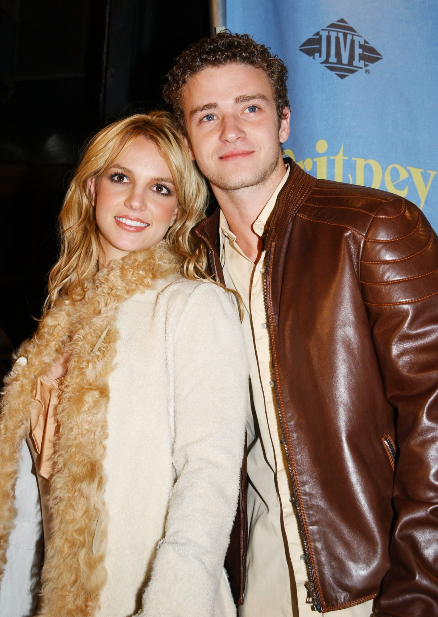Britney Spears and Justin Timberlake,