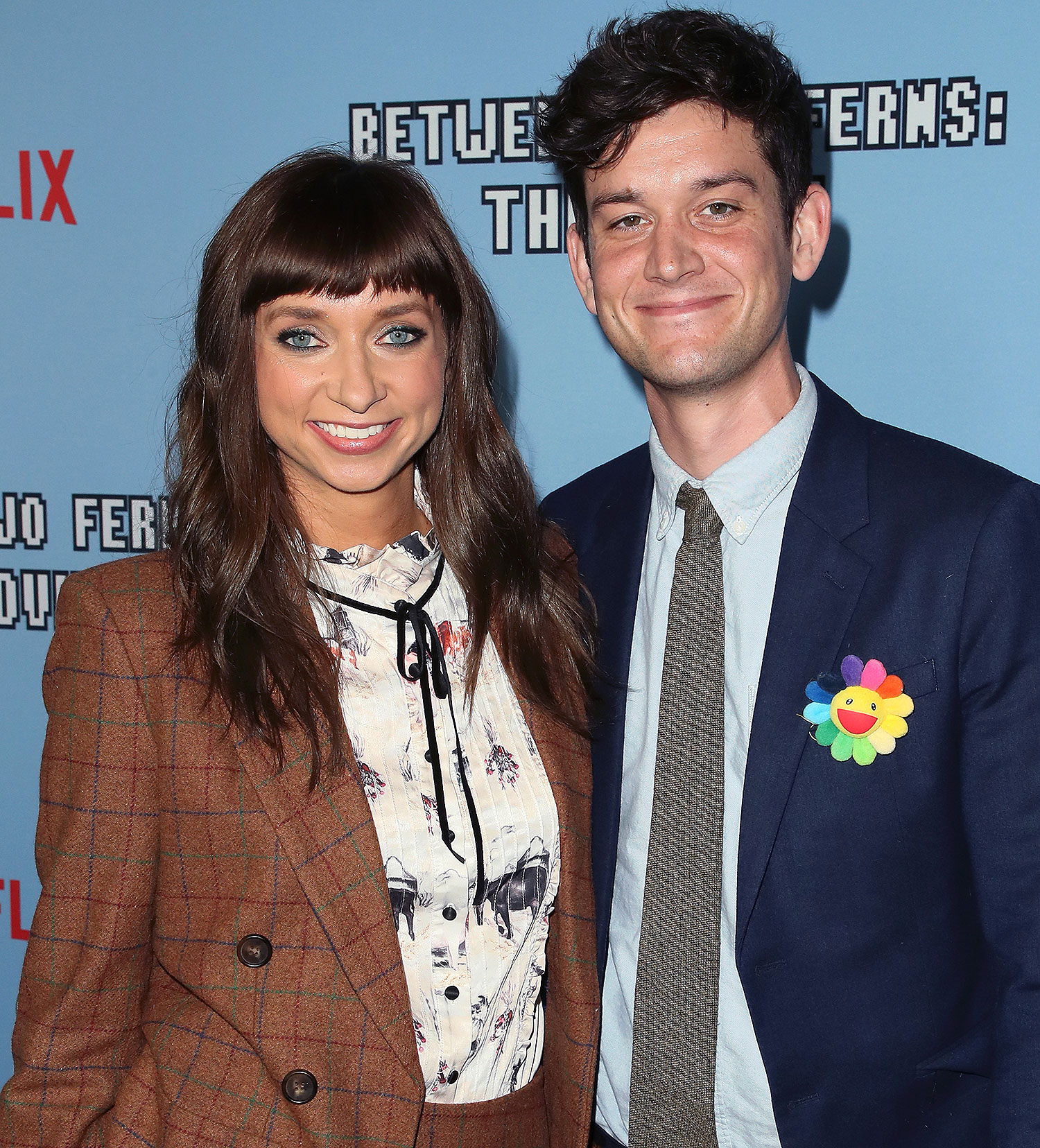 Lauren Lapkus and Mike Castle