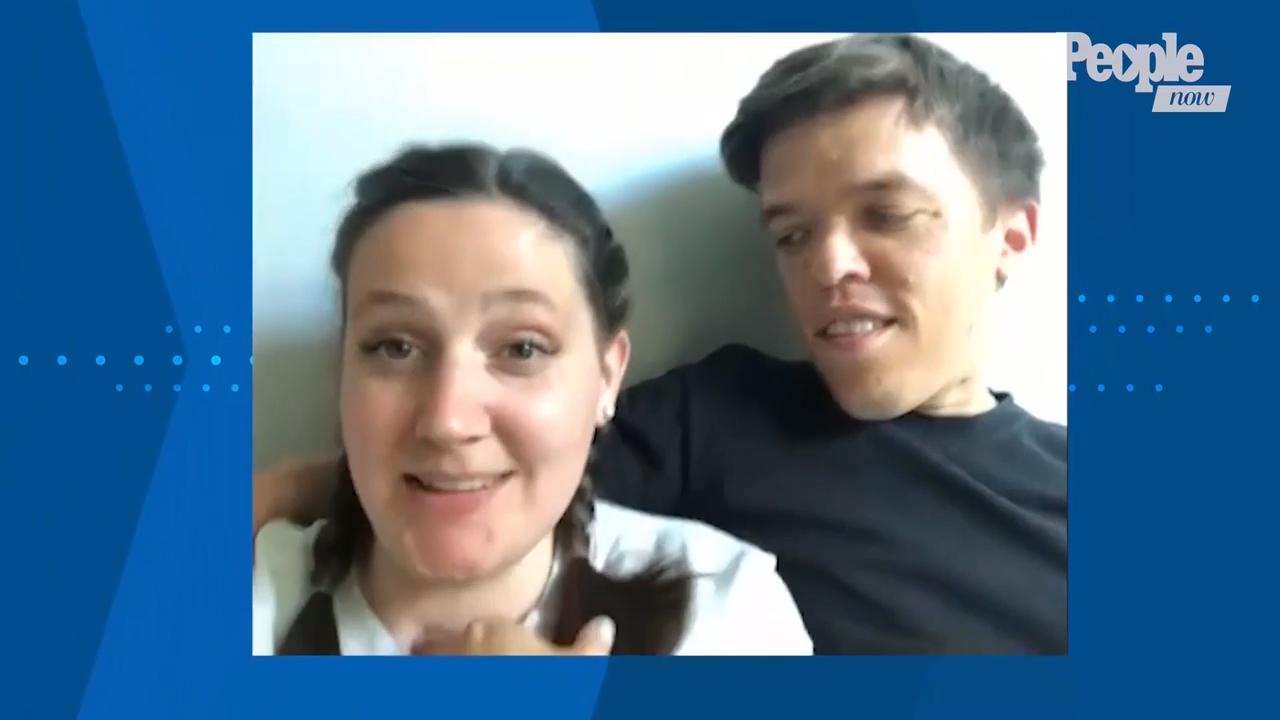 Zach and Tori Roloff Share How They're Spending 'Extra Family Time' At Home