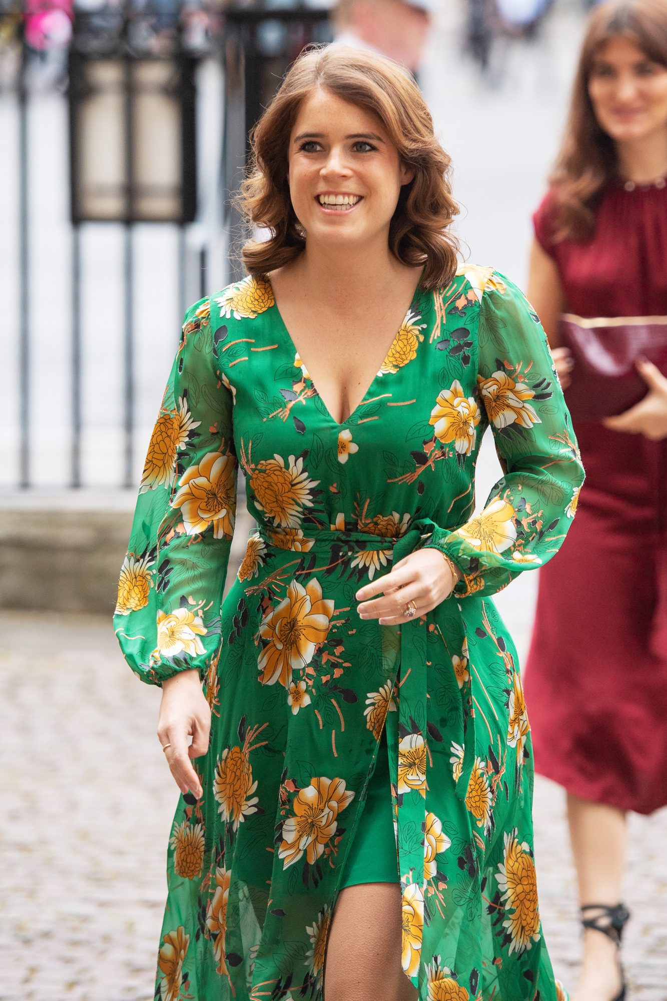 Princess Eugenie Westminster Abbey