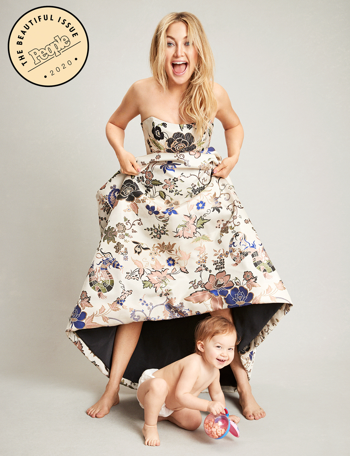Kate Hudson and Daughter
