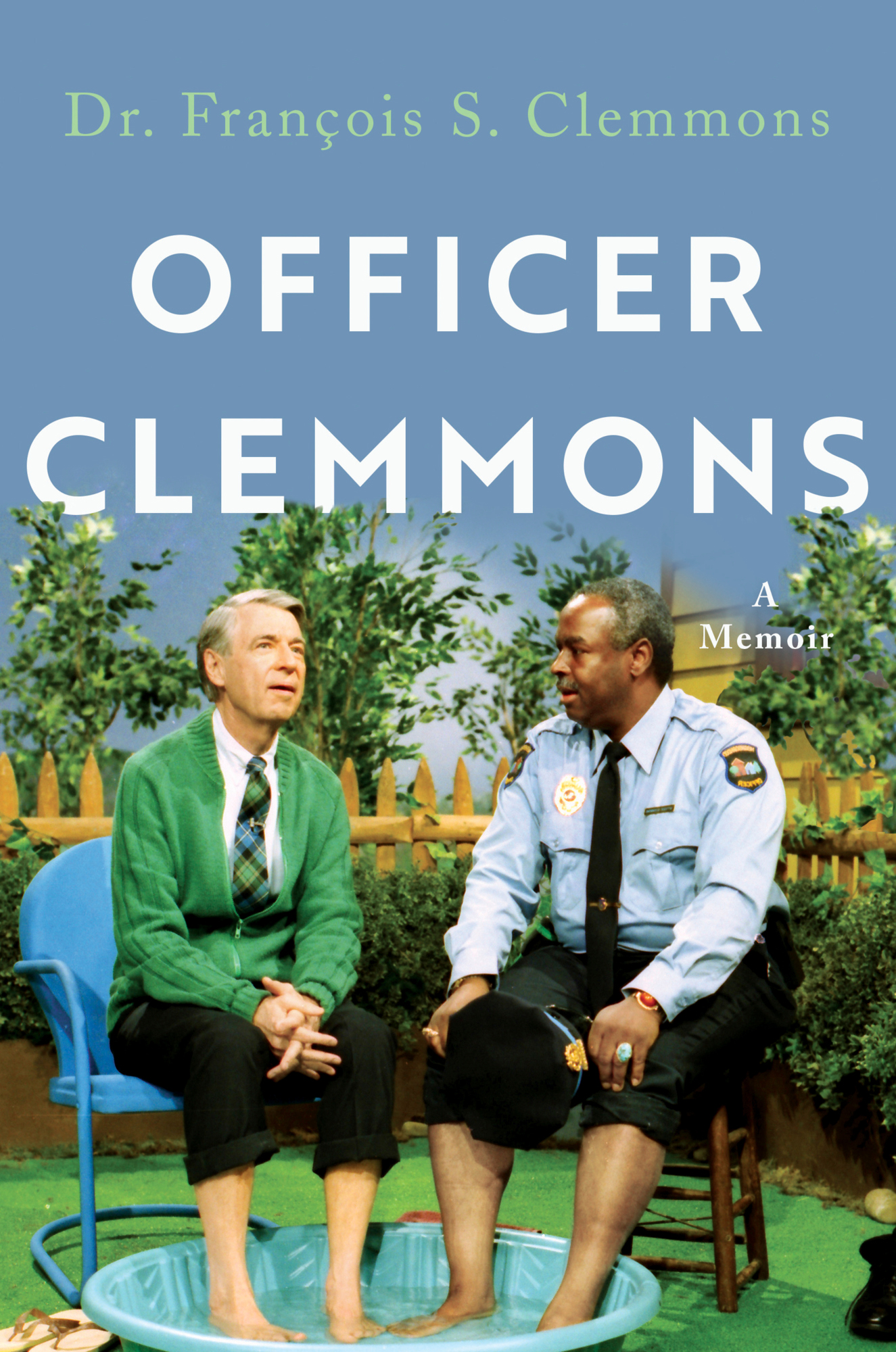 Francois Clemmons' book: Officer Clemmons