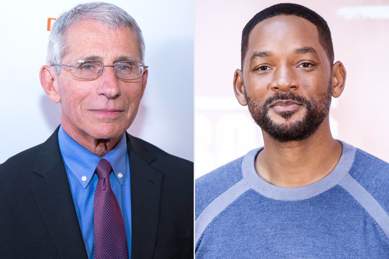 Dr. Anthony Fauci Will Smith