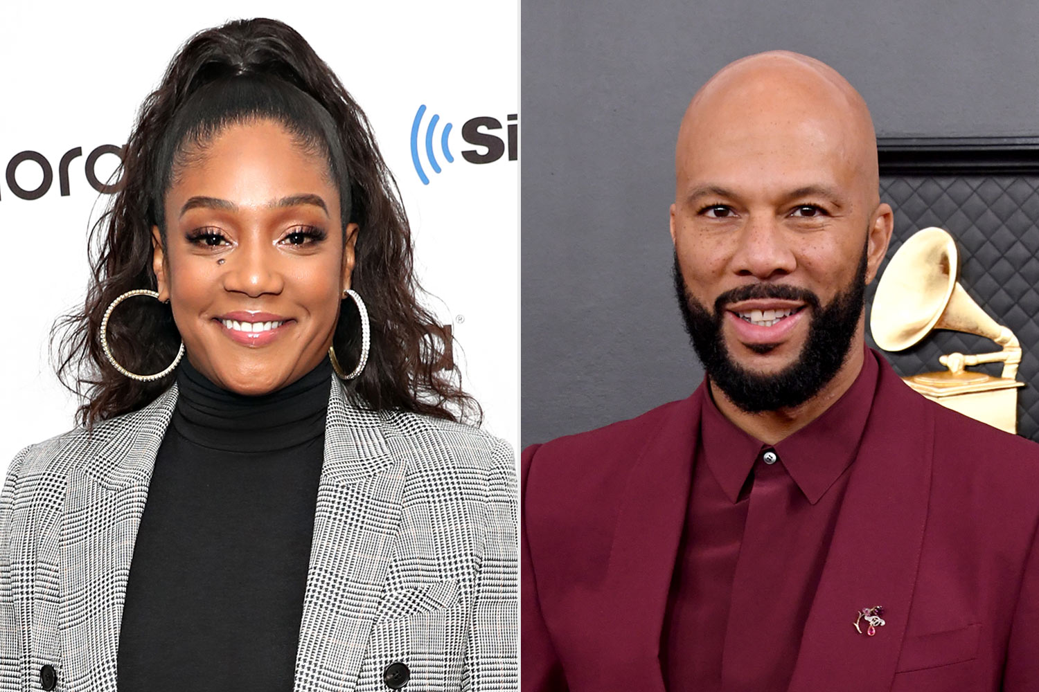 Tiffany Haddish and Common