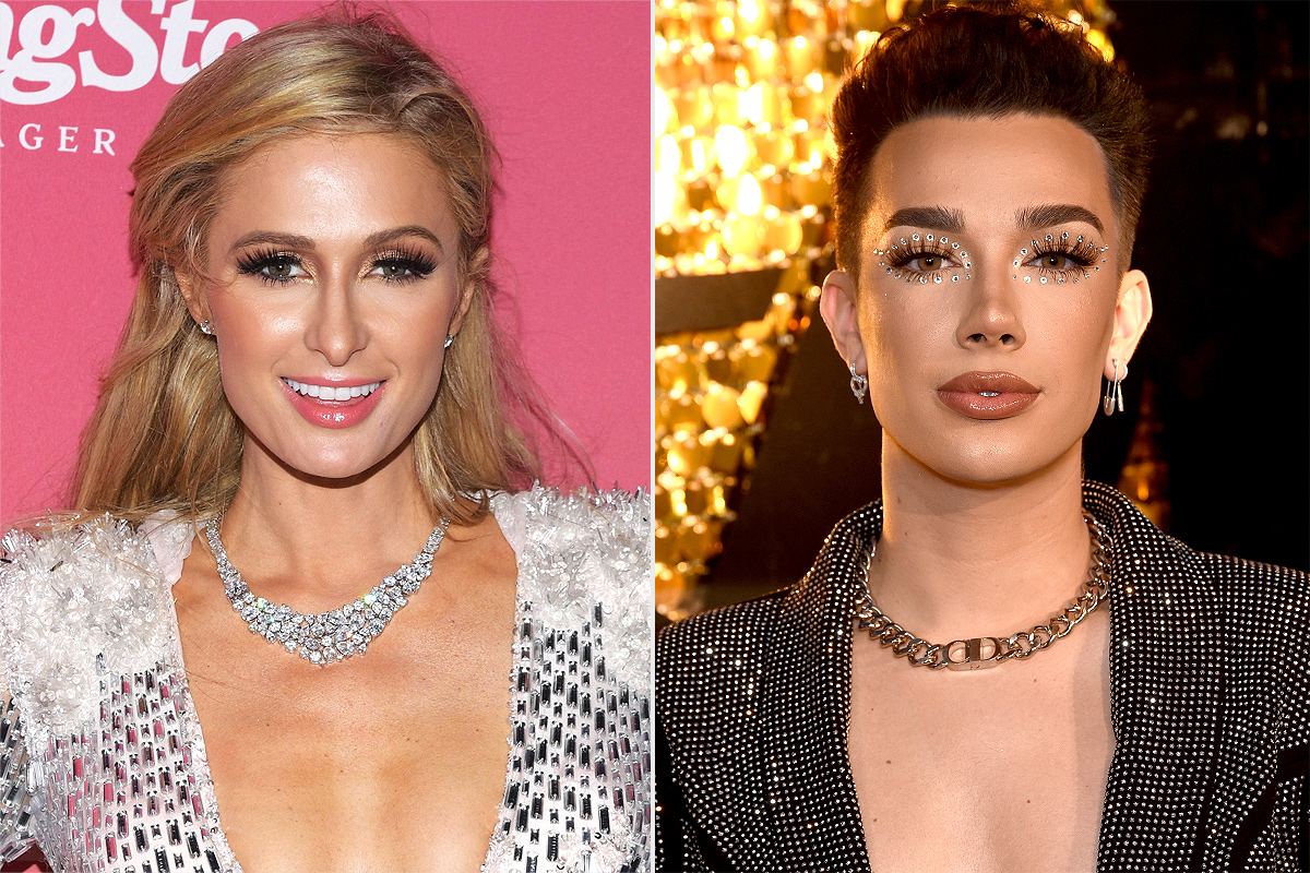 James Charles Teams Up with Paris Hilton to Judge New Competition Show Instant Influencer