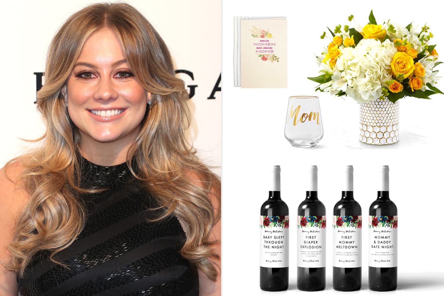 Shawn Johnson Mother's Day Gift Guide