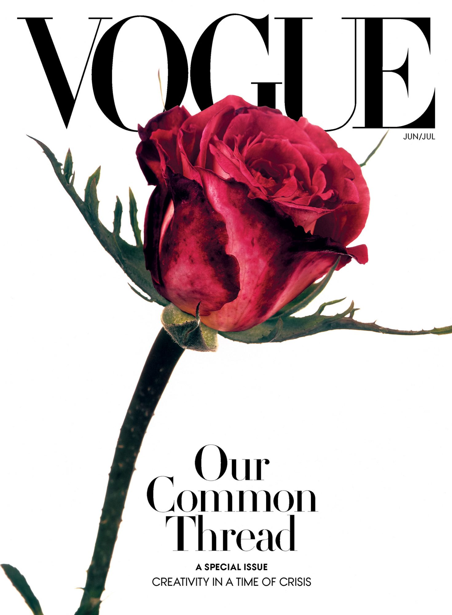 Vogue Our Common Threat Issue