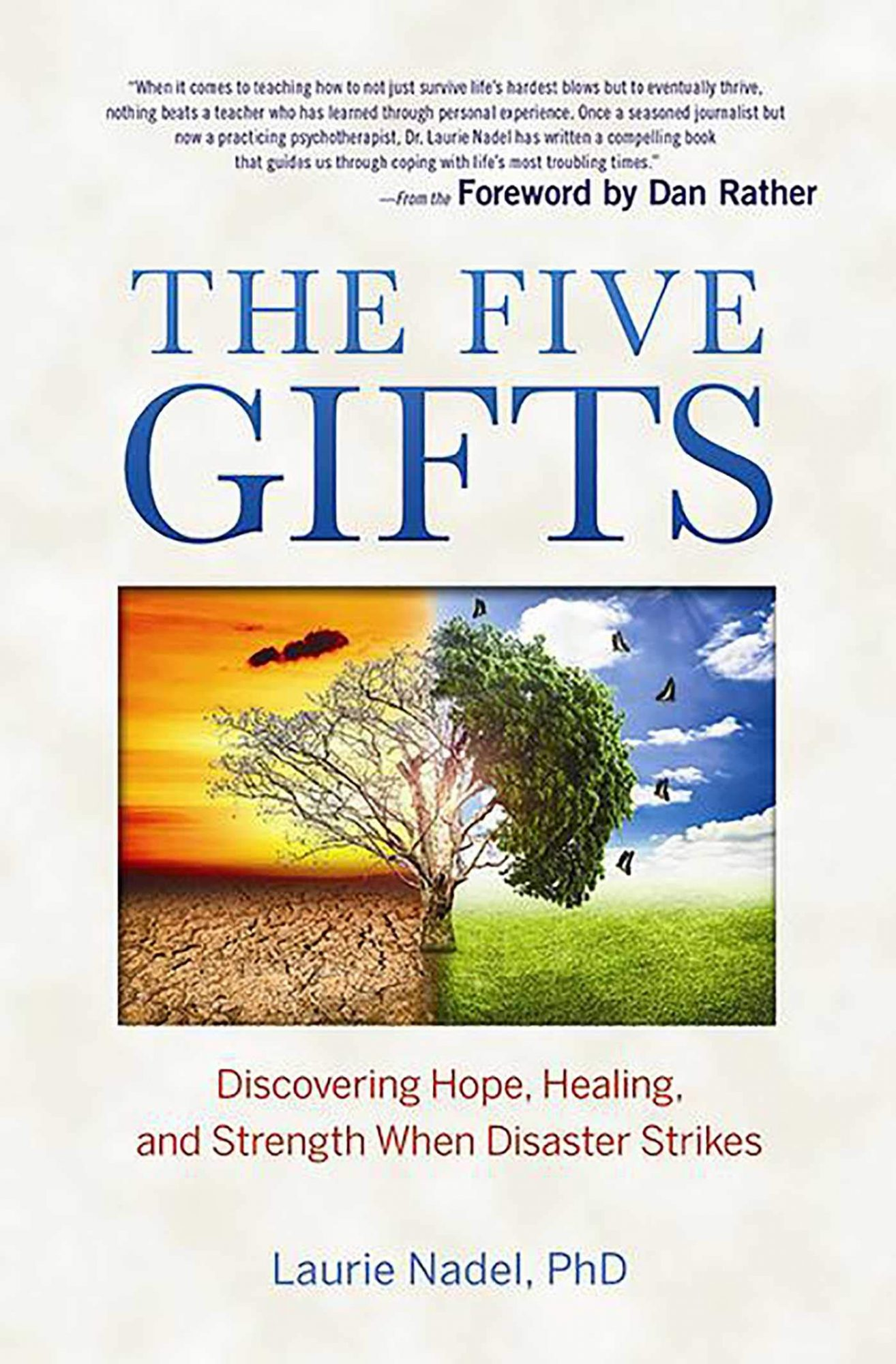 the five gifts by laurie nadel