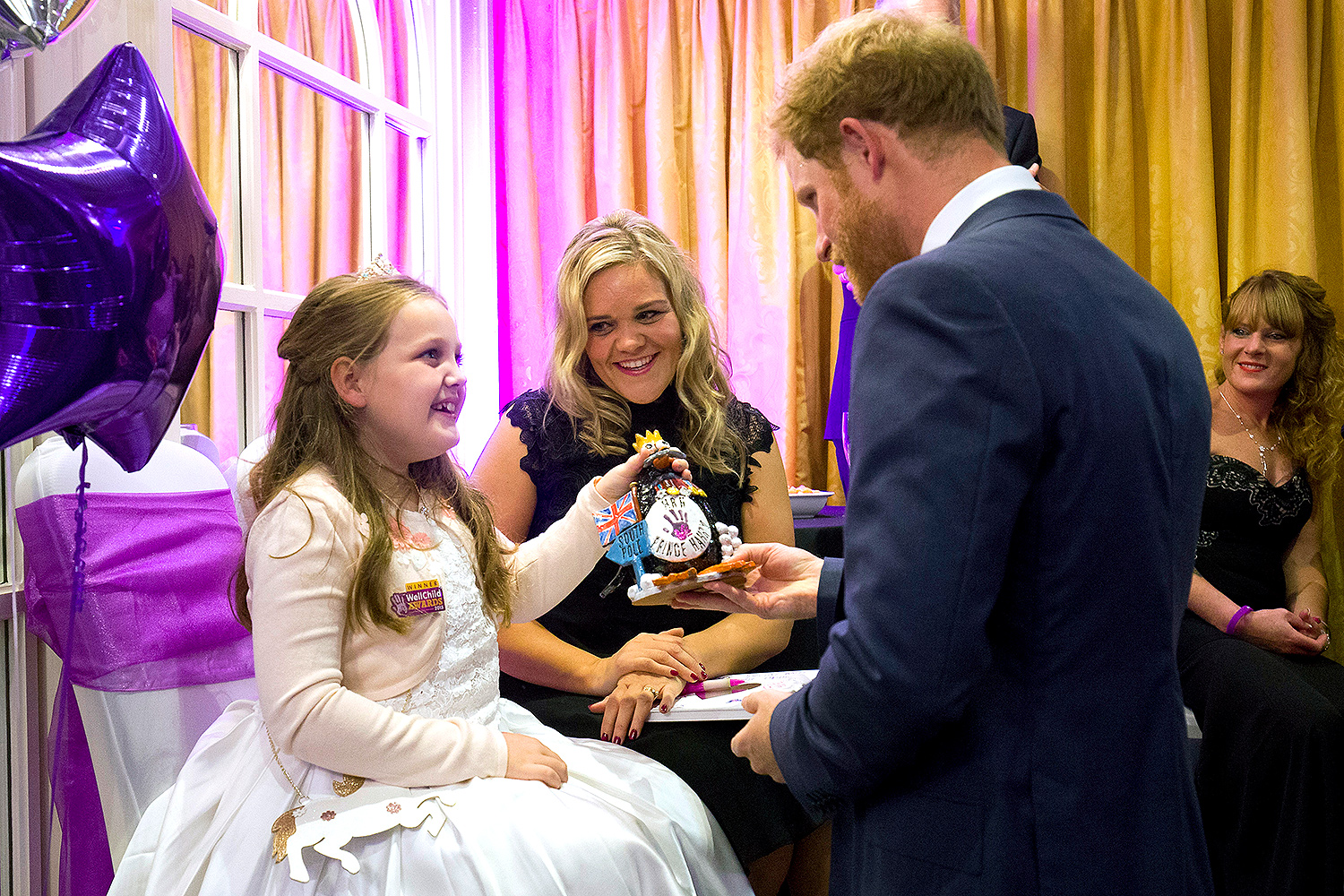 Prince Harry, Ruby Smallman