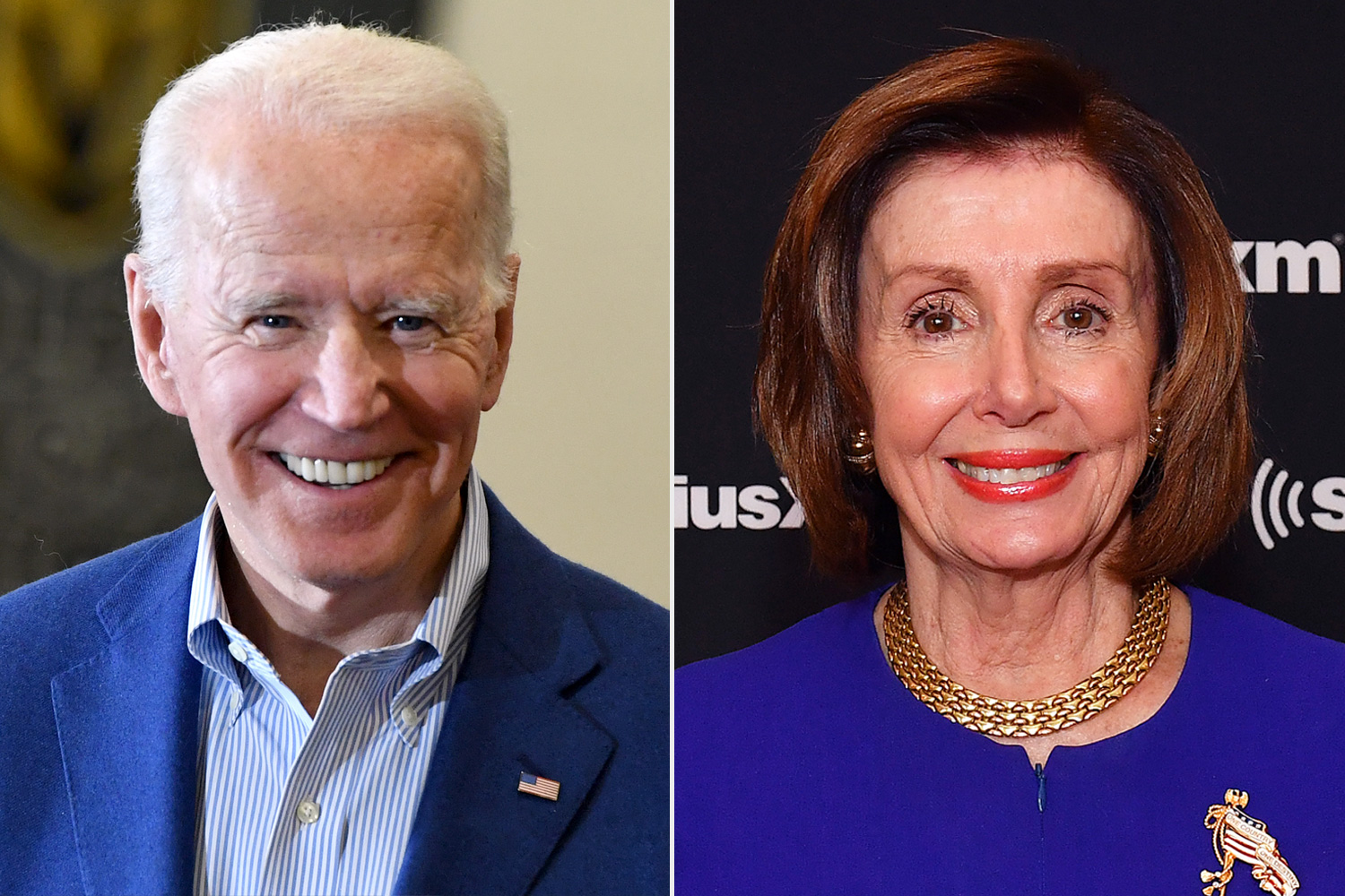 Joe Biden Nancy Pelosi