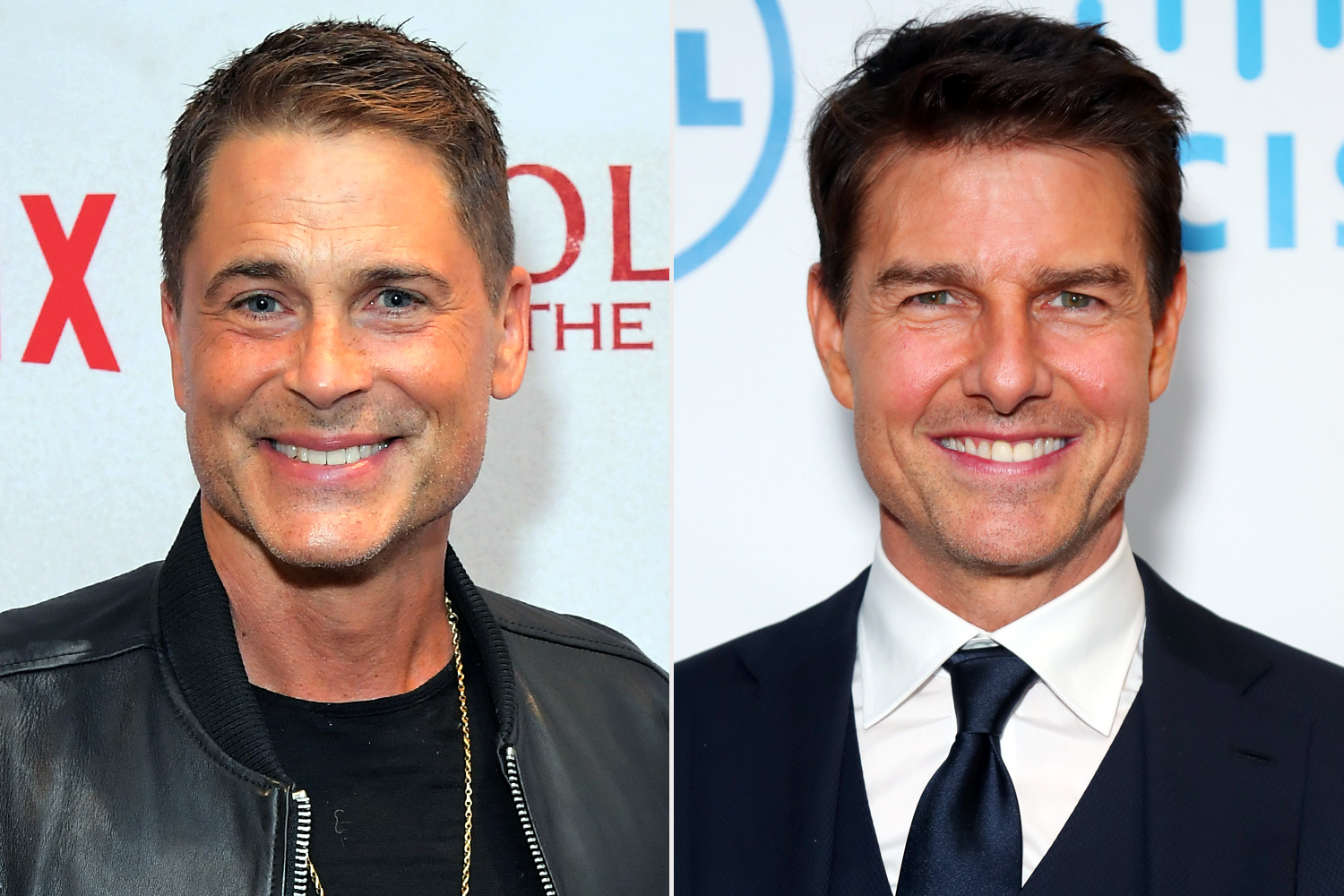 Rob Lowe Tom Cruise