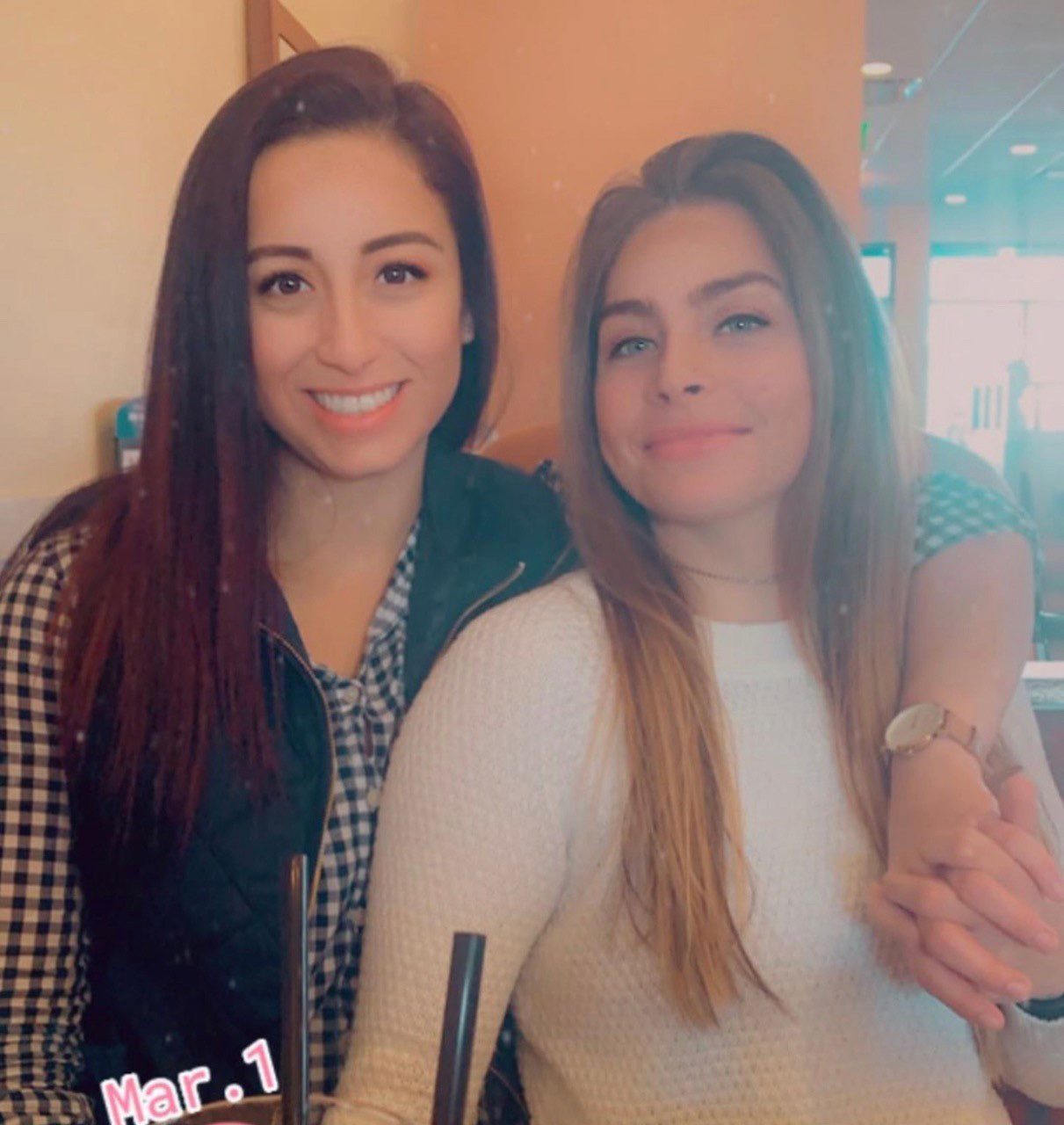 Stephanie Mayorga (left) and Paige Escalera (right), have not been seen since April 15th