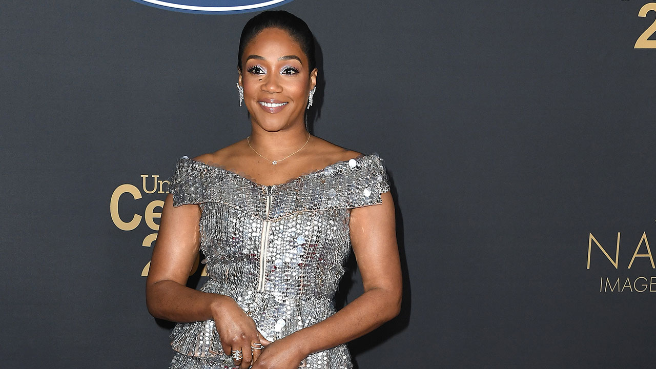 Tiffany Haddish Dishes on Her Date with Common and Why They Are Using Bumble to Communicate