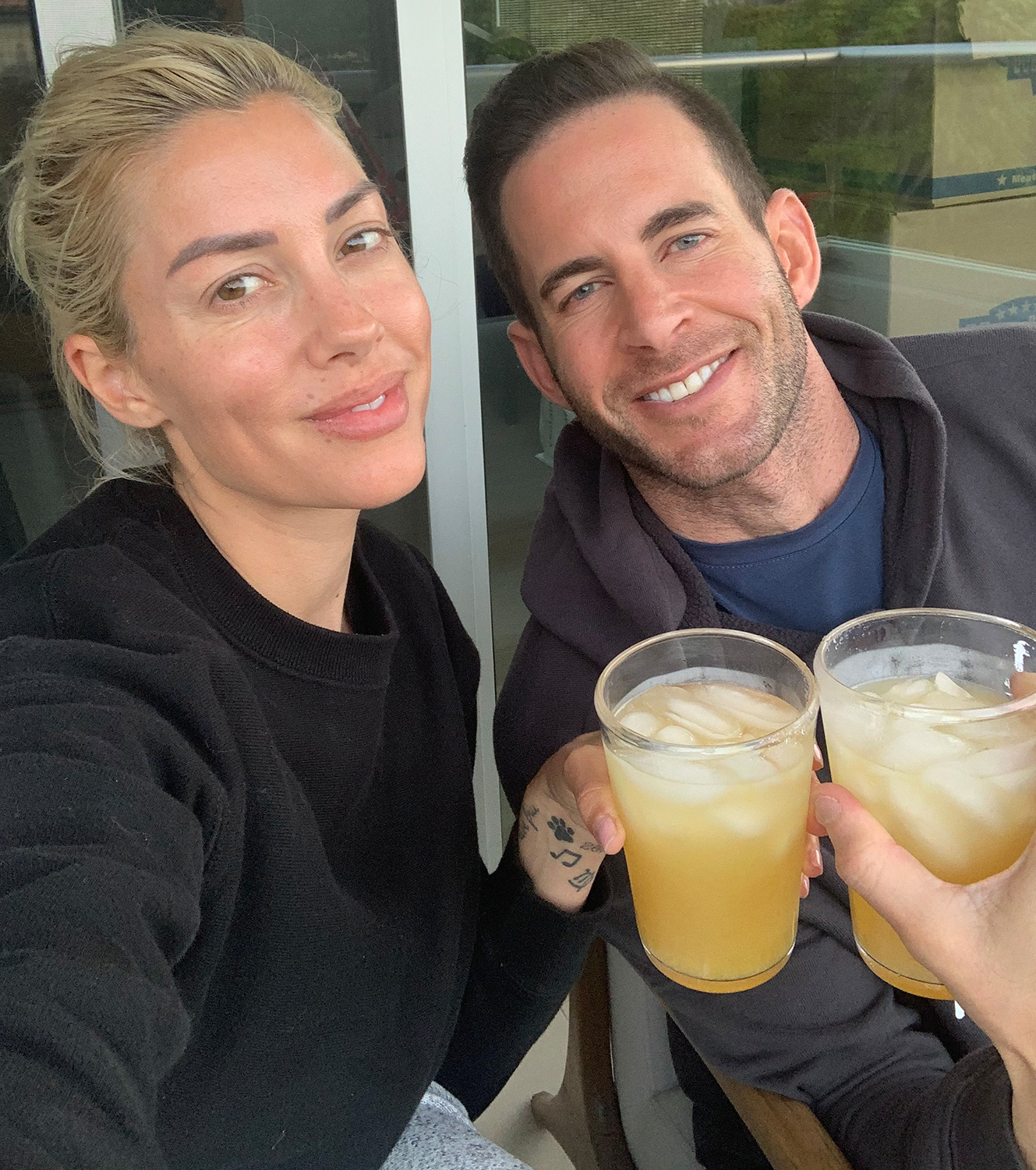 Tarek El Moussa and Heather Rae Young move