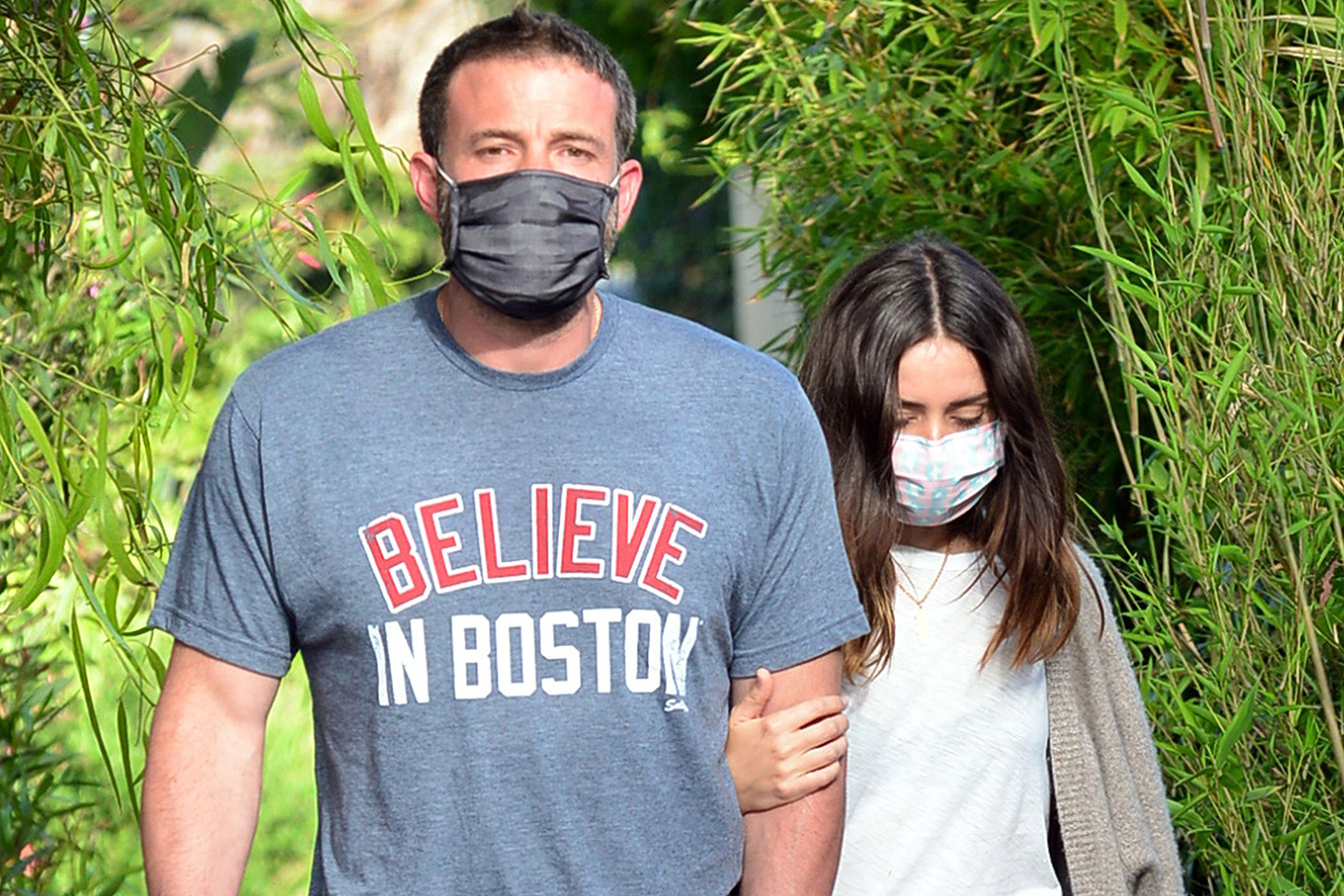 Ben Affleck Face Mask