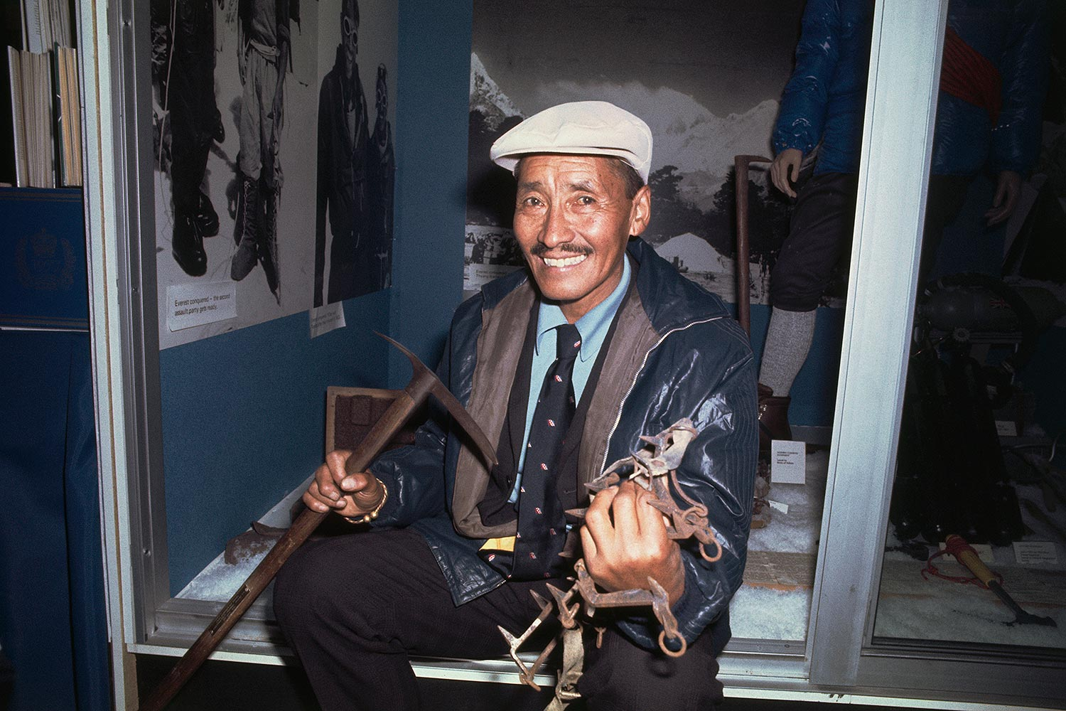 May 9, 1986: Mt. Everest Conqueror Tenzing Norgay Dies