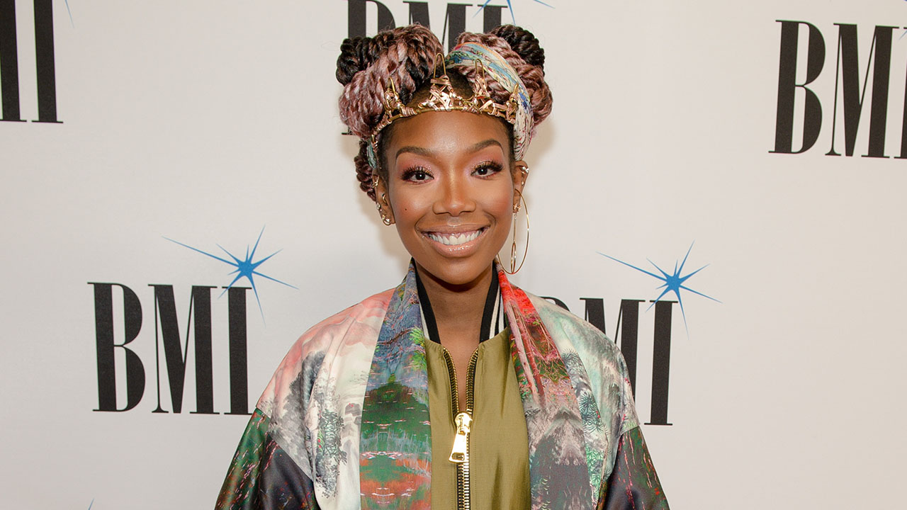 Here's Why Brandy Doesn't Rewatch Moesha with Her Daughter, Sy'Rai Iman Smith