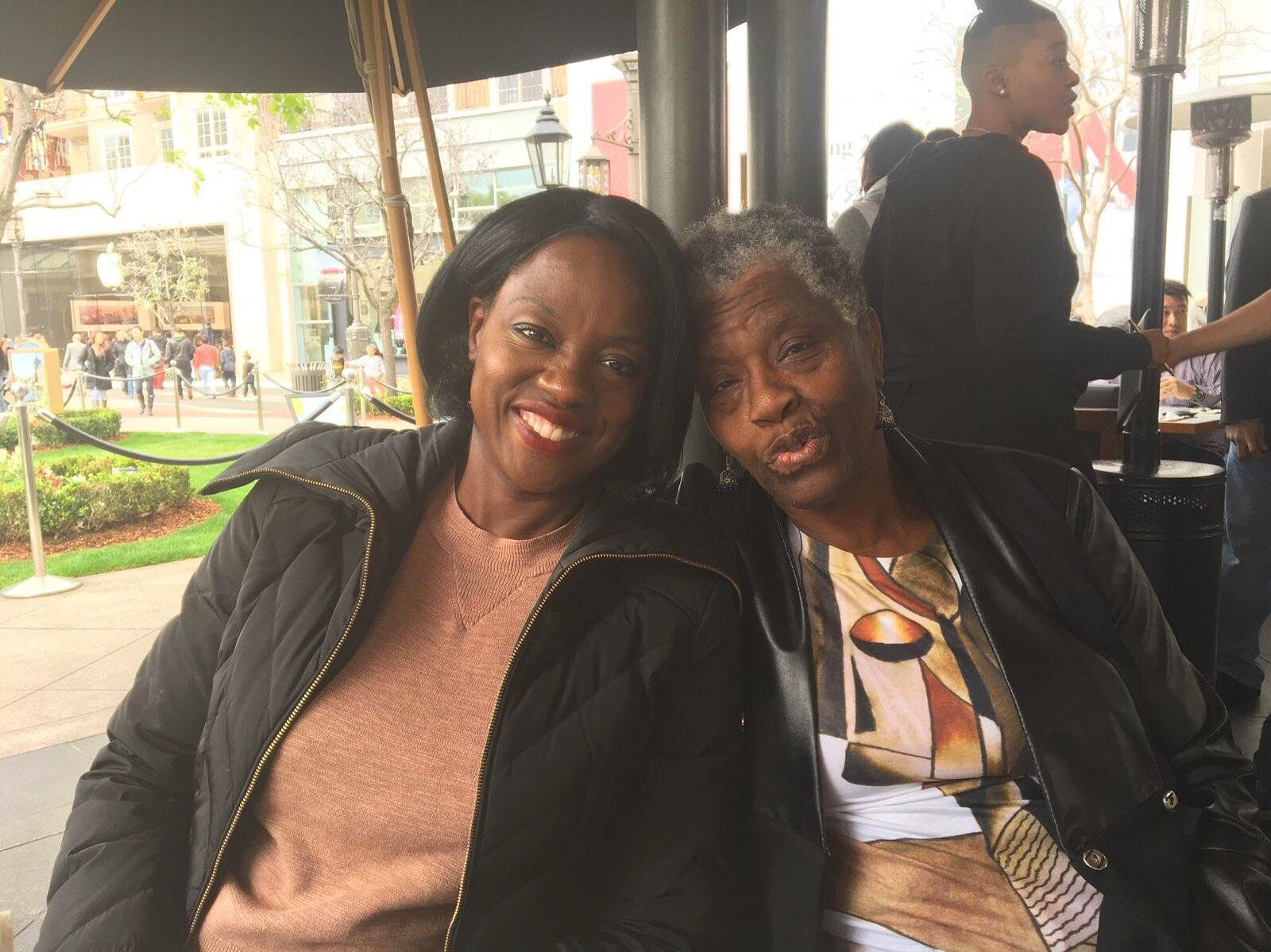 Viola Davis Wishes Mom a Happy Birthday