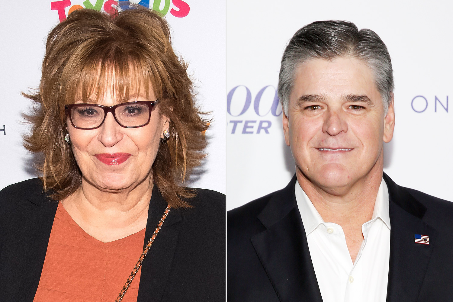 The View's Joy Behar Praises Sean Hannity for Slamming Armed Protests