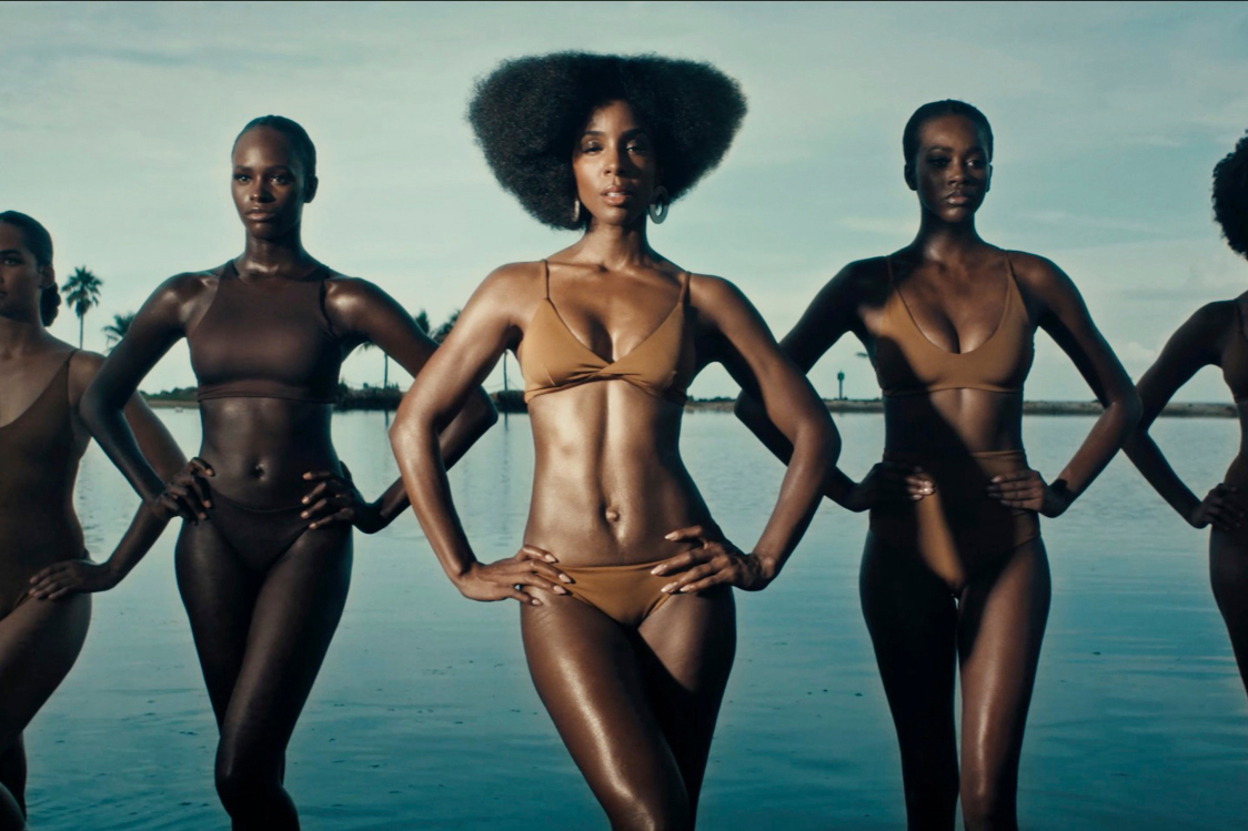 kelly rowland music video