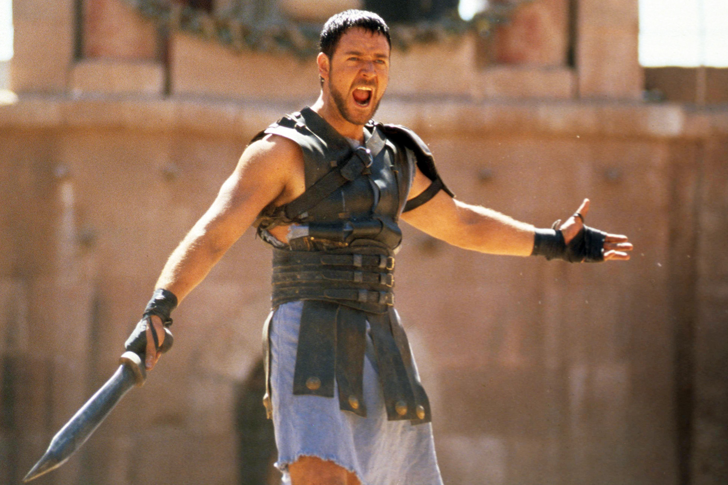 Russell Crowe Gladiator - 2000