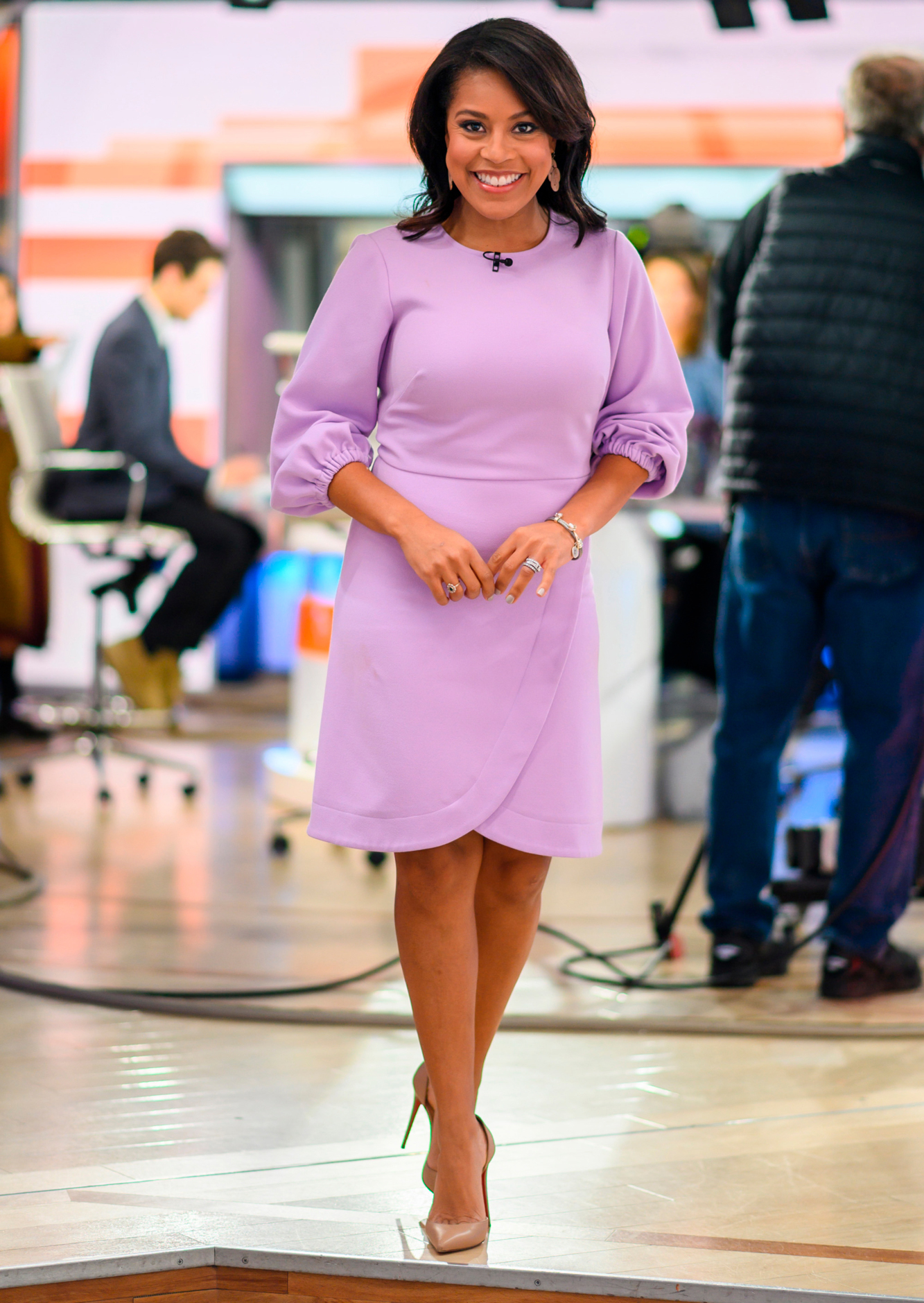 sheinelle jones on the today show