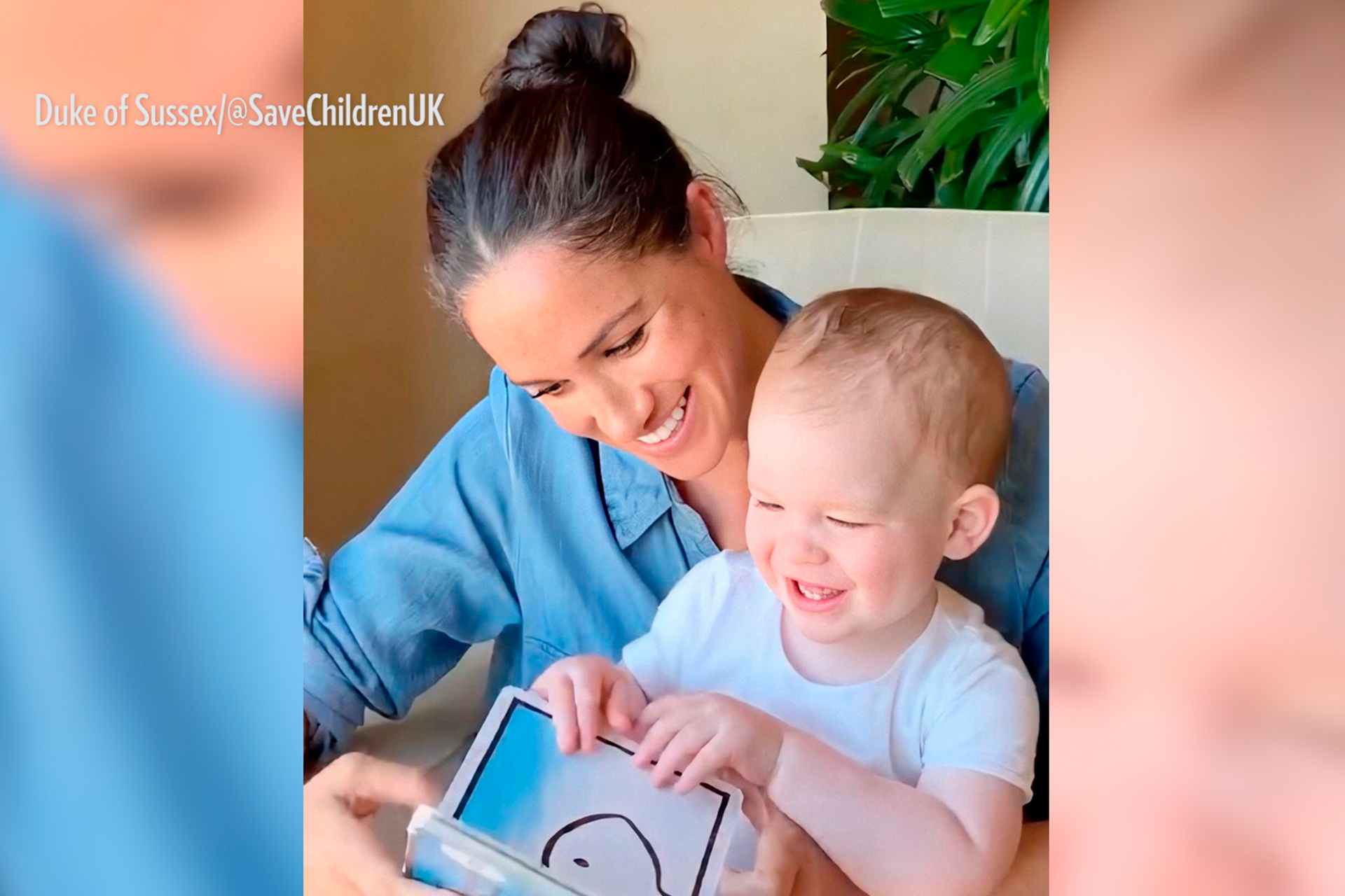People Now: Happy 1st Birthday, Baby Archie! Watch His Sweet Storytime with Mom Meghan Markle - Watch the Full Episode