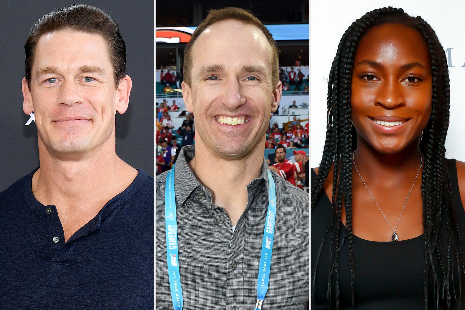 John Cena, Drew Brees, Coco Gauff and More Sports Stars Honor Healthcare Heroes in Epic Tribute