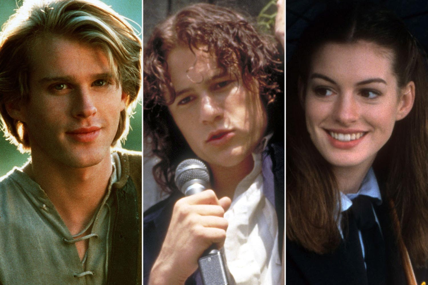 Princess Bride, 10 Things I Hate About You, Princess Diaries