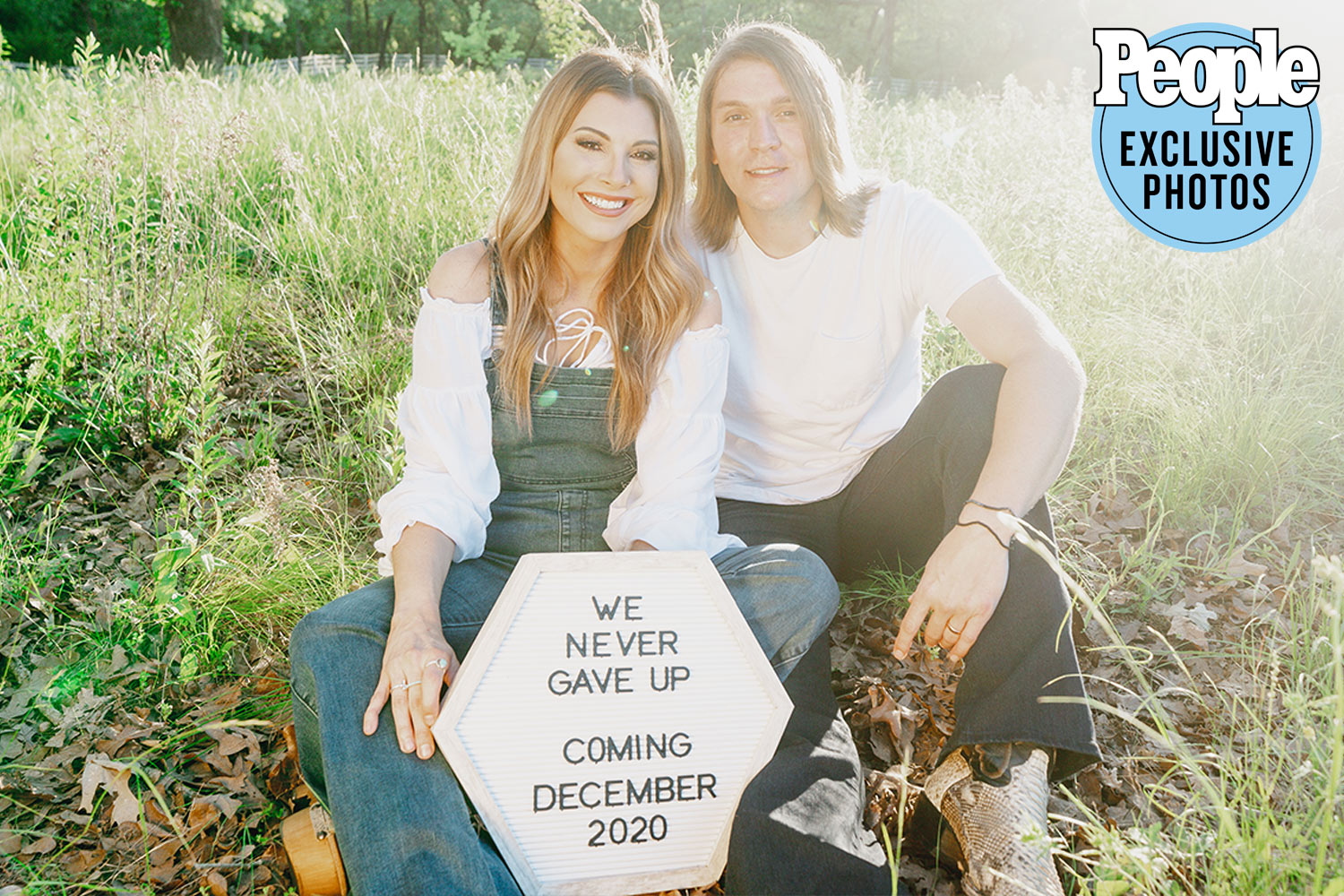 Whiskey Myers pregnancy announcement