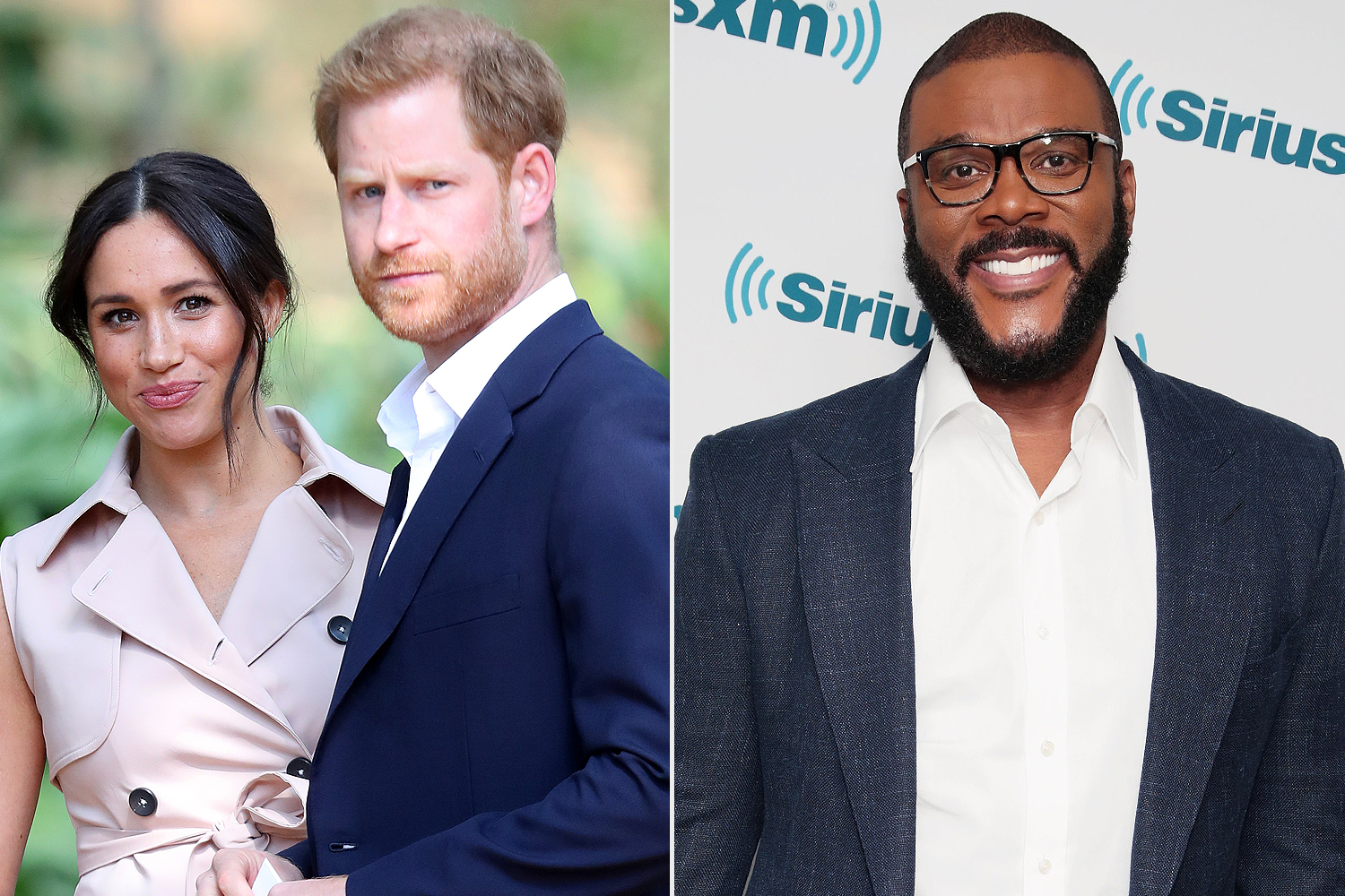 Meghan and Harry, Tyler Perry