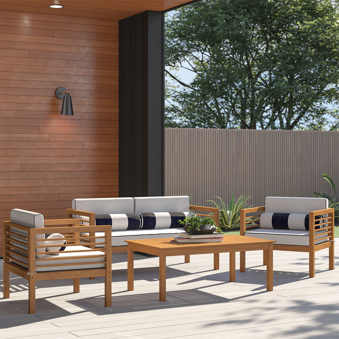 Outdoor Furniture And Decor On