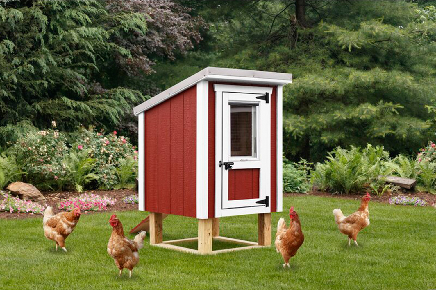 Chicken Coops Are Selling Out on Amazon — Here's Where They're Still in Stock