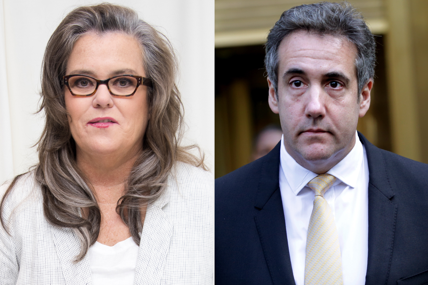 Rosie O'Donnell, Michael Cohen