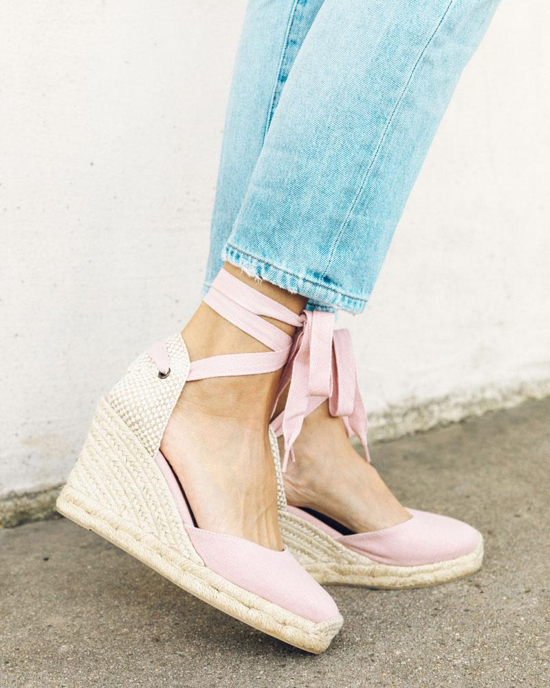 Soludos Classic 3.5-Inch Wedge
