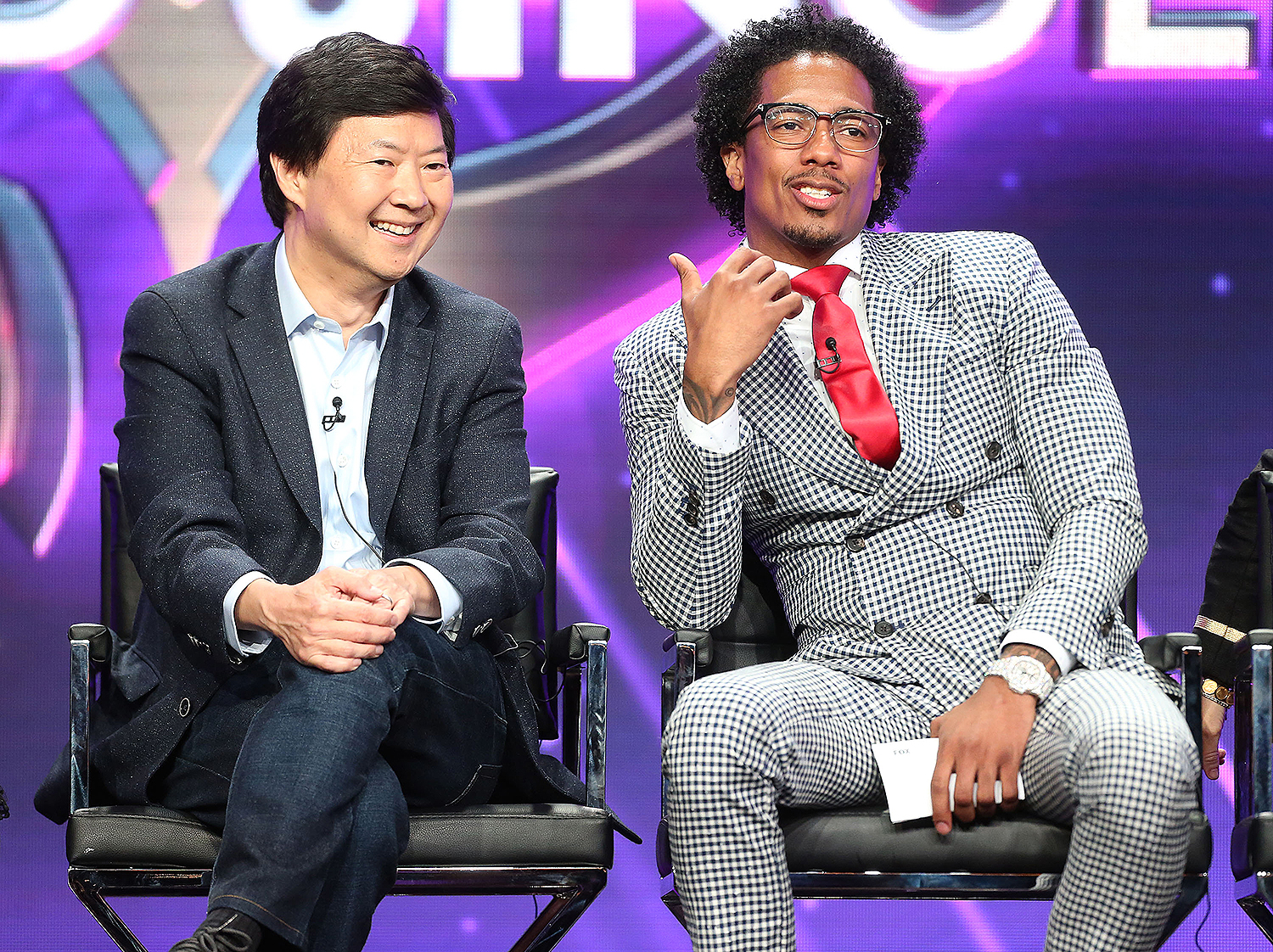 Ken Jeong, Nick Cannon