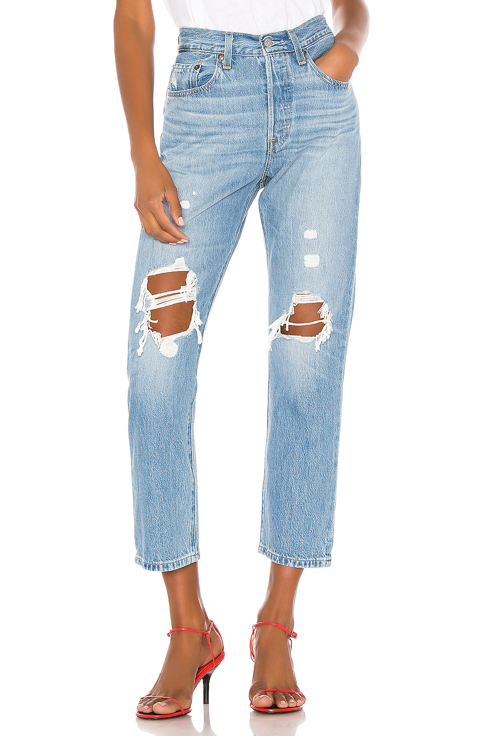 The 9 Best Jeans for Short Women, According to Reviews
