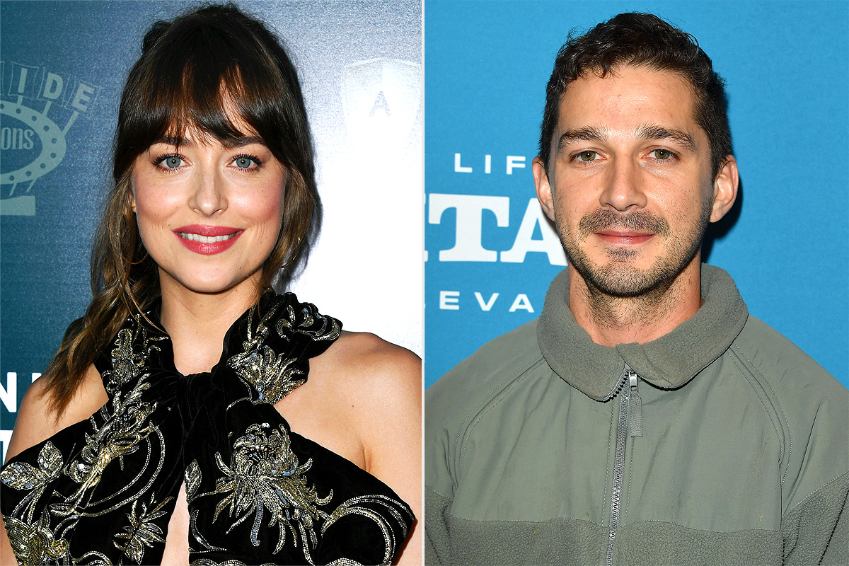 Dakota Johnson thinks Shia LaBeouf is the greatest actor of her generation