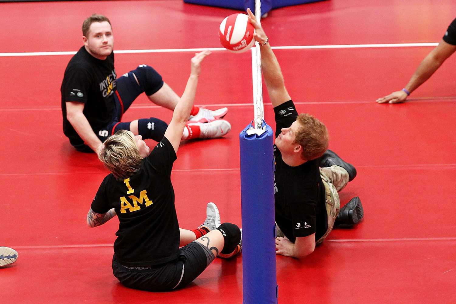 Prince Harry and Sir Keith Mills GBE Make Event Annoucement For The Invictus Games