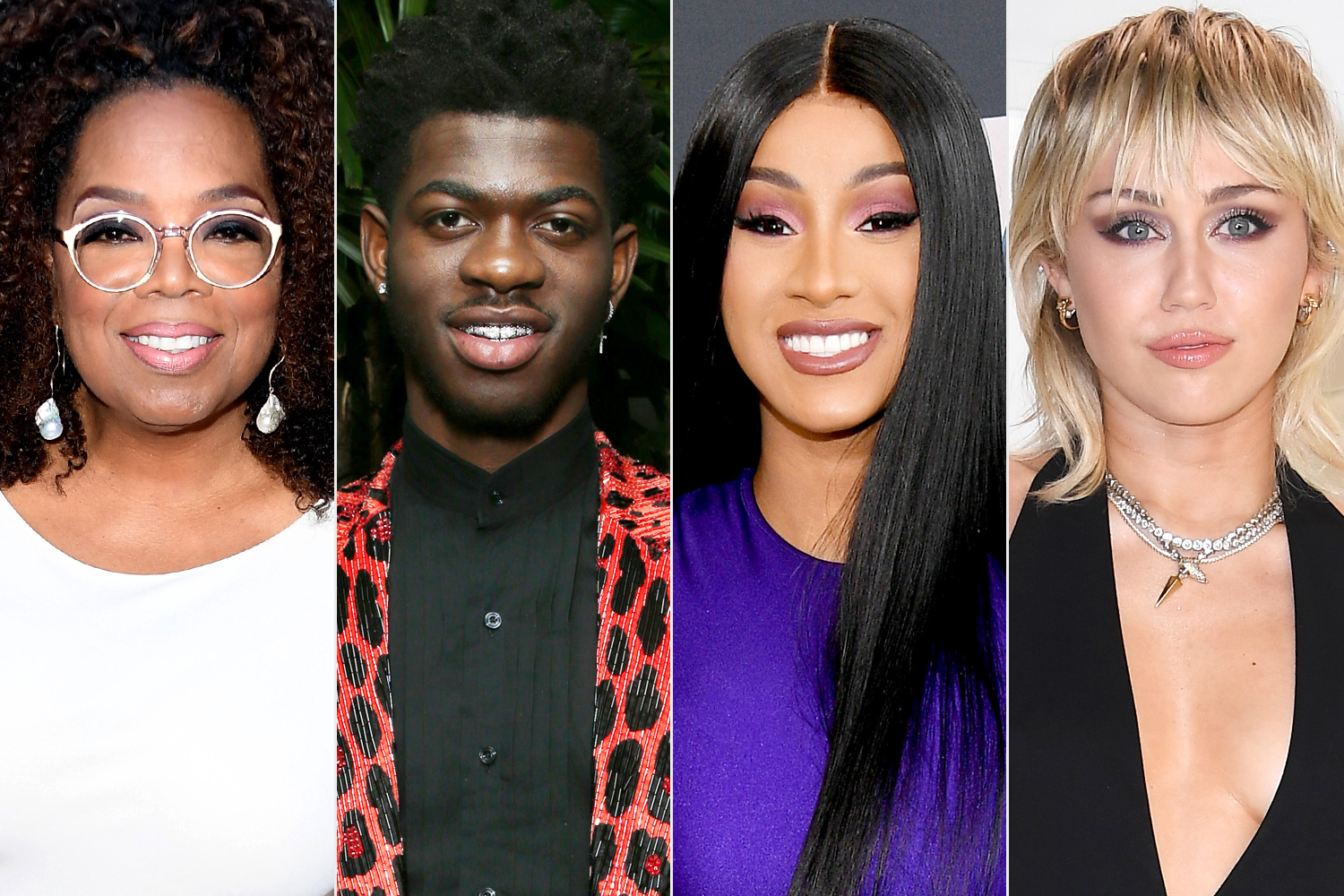 Cardi B, Oprah, Lil Nas X and Miley Cyrus virtual commencement speeches